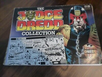 The Judge Dredd Collection 1985 - Daily Star Strips John Wagner & Ron Smith
