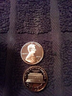 2006 S Proof Lincoln Memorial Cent Penny