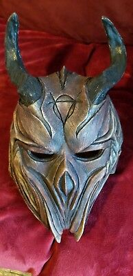 rock n roll memorabilia, mask,mushroomhead style