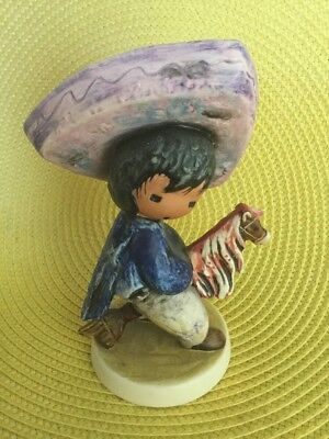 DeGrazia Goebel W Germany Indian Figurine My First Horse #1031201 NEW
