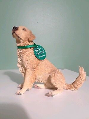 Best in Show by Country Artists Golden Retriever figure figurine 03027