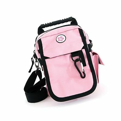 CMC URBAN PACK™ Pink Bag w  Heart Backpack 7 Compartments 6 zippered ... e08c596f52325