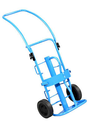 Oxygen & Acetylene Trolley - Handy For Welding & Brazing Applications - Oxy002A
