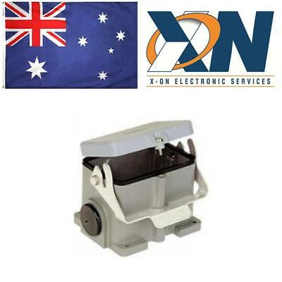 1pcs 09300480296 - HARTING - Heavy Duty Power Connectors SURFACE MOUN