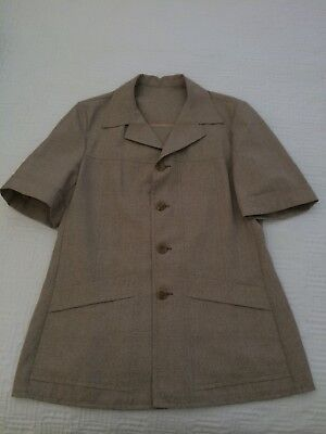 VINTAGE safari suit jacket as NEW 97R (L)