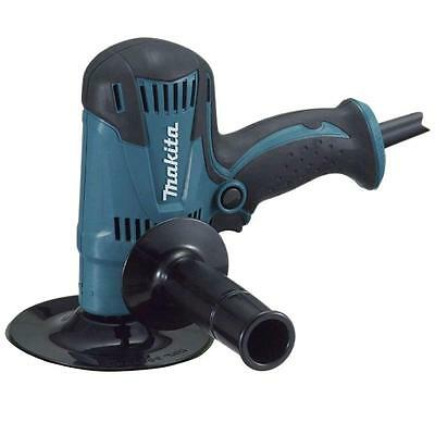 Compact Orbit Sander Electric Power Circular Palm Disc Handheld Corded 4.2 Amp 5