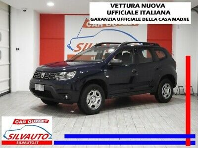 DACIA Duster Essential 1.6 115CV S&S 4x2 GPL my'19