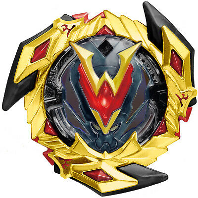 GOLD LIMITED EDITION Winning Valkyrie / Valtryek Burst BOOSTER Beyblade B-104-G