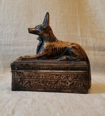 Egyptian Anubis Statue Made In Egypt