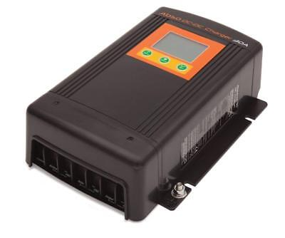 ABSO DMT1230 12v 30amp Battery to Battery Charger + 500 Watt Solar mppt  RSCDC30