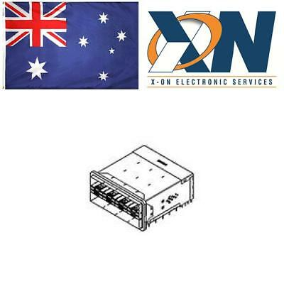 1pcs 170071-4011 - Molex - Molex IO Connectors zSFP Stacked 2X4 w 4 L
