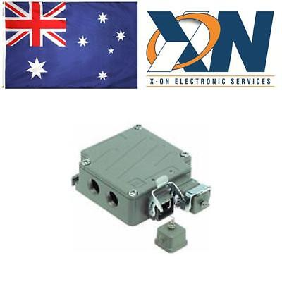 1pcs 09458151100 - HARTING - HARTING Modular Connectors  Ethernet Con