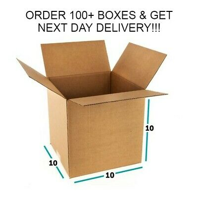 "SINGLE WALL 20x12x6"" POSTAL MAILING CARDBOARD BOXES ROYAL MAIL SIZES large"
