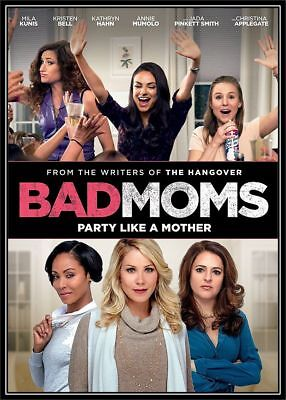 Bad Moms (Dvd, 2016)