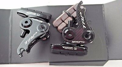 TRP Eurox Carbon Cantilever brakes 1 Pair NEW UNUSED Cyclo-cross