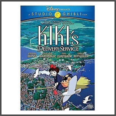 KIKI'S DELIVERY SERVICE (DVD, 2010, 2-Disc SPECIAL EDITION Set)