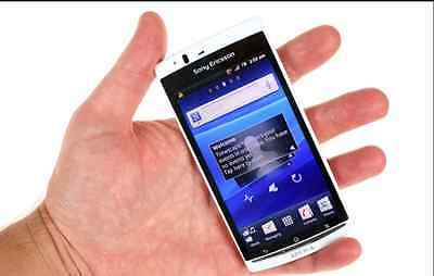 Sony Ericsson Xperia Arc S 3G LT18 White Android smartphone free shipping