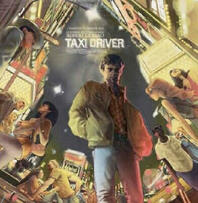 Taxi Driver soundtrack Waxwork 2018 180gm YELLOW vinyl 2 LP g/f NEW/SEALED
