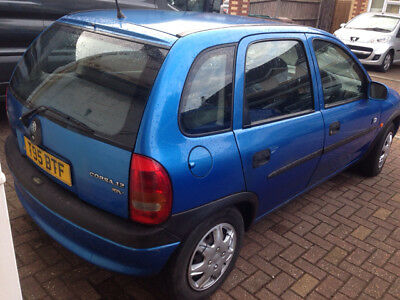 vauxhall corsa reliable