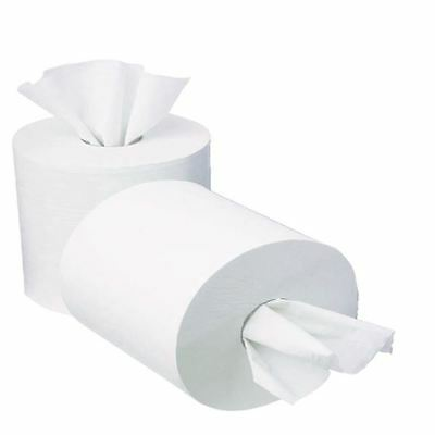 2Work Centrefeed Roll 1-Ply 195mm x 120m (Pack of 12) KF03784 [KF03784]