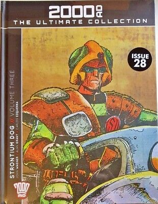 2000 AD The Ultimate Collection # 27 = STRONTIUM DOG = VOLUME THREE