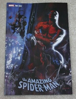 AMAZING SPIDER-MAN 798 GABRIELLE DELL OTTO VARIANT 1st RED GOBLIN 3000 SOLD OUT!