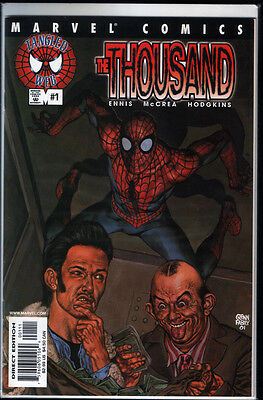 Spider-Man 's Tangled Web #1-3 The Coming of the Thousand US Marvel Comics VENOM