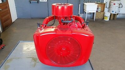 Completely Rebuilt  Kohler K532 Engine 20hp Twin Cylinder