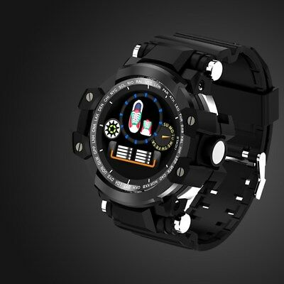 Smartwatch Impermeable Reloj inteligente Fitness Tracker Android IOS iphone Sam