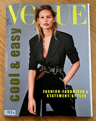 Vogue Neu Oktober 2018 Fashion-Favoriten & Statement-Styles Topp Aktuell 10/2018