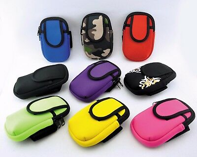 Sports Gym Pouch Running Jogging Arm Band Case Holder Bag Mobile Phone