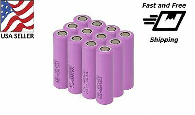 4 SAMSUNG 30Q 18650 3000mah 15A HIGH DRAIN RECHARGEABLE BATTERY