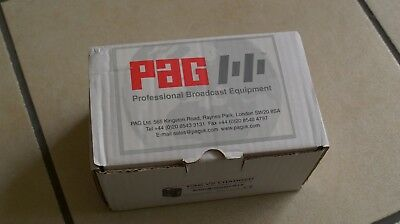 PAG V2 Battery charger for V-Mount batteries unused condition