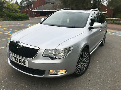 Skoda Superb 2.0 Tdi 170 Auto Laurin & Klement Lux Pack Dsg Estate Fully Loaded