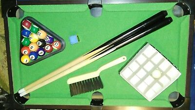 Westminster Tabletop Billiards Pool Table U0026 Accessories Felt Top A+  Condition