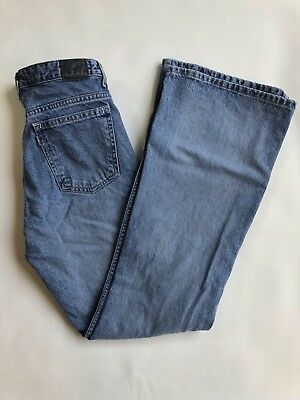 Vintage 90's Levi's SilverTab Bell Bottom Jeans Retro Flares