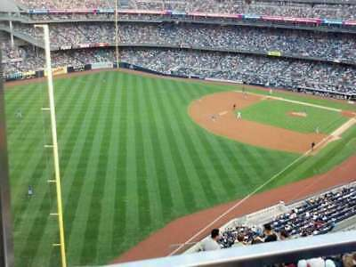 2018 AL Wild Card Game - Two (2) tickets - Vs New York Yankees - 9/3/18