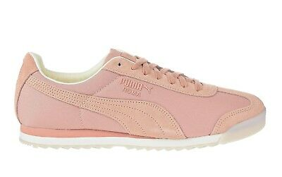 7ba67b906808ce PUMA MEN S ROMA SUMMER Shoes Muted Clay Whisper White 365438-02 c ...