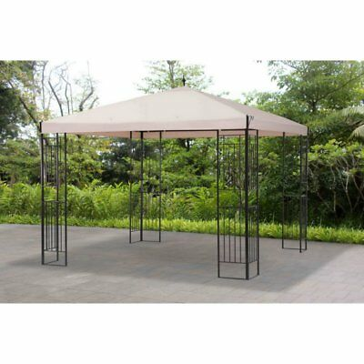 Sunjoy 10 x 10 ft. Replacement Canopy for L-GZ038PST-F Patio Gazebo