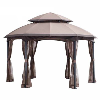 Sunjoy Replacement Canopy Cover for L-GZ793PST-E - Heritage Gazebo