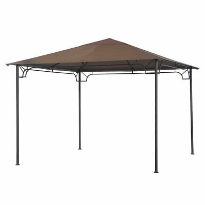 Sunjoy 10 x 10 ft. Replacement Canopy for L-GZ136PST-8F - Gazebo