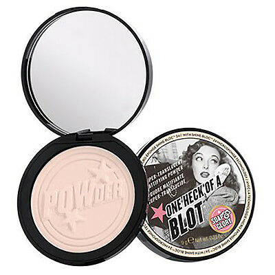 Soap & Glory ONE HECK OF A BLOT Absorbing Shine Controlling Powder TRANSLUCENT