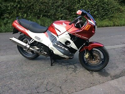 Honda CBR750 Hurricane 1987 not CBR1000 Low miles Just serviced Tons of history
