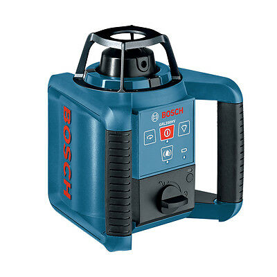 Bosch Blue 1,000-ft Plumb and Layout Beam Self Leveling Rotary Laser Level