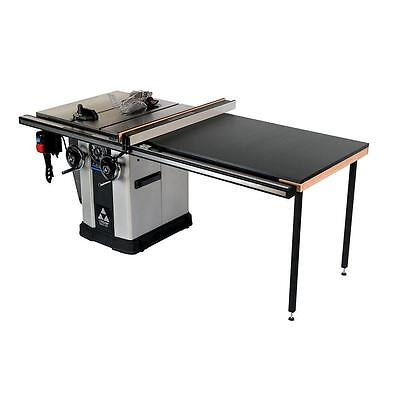 5 HP 10 inch Table Saw with 52 inch Table Delta
