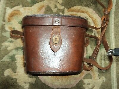Original WW2 M17 Binocular Carrying Case with Strap US Army Navy USMC