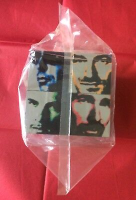 U2 POP Rubic CUBE Official Promo Item in Sealed Bag NEW !