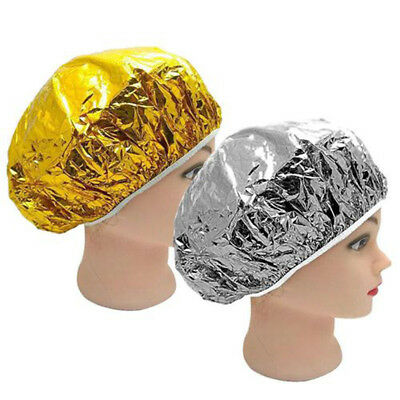 Soft Reusable Silicone Dye Hat Cap for Hair Color Highlighting Hairdressing Tool