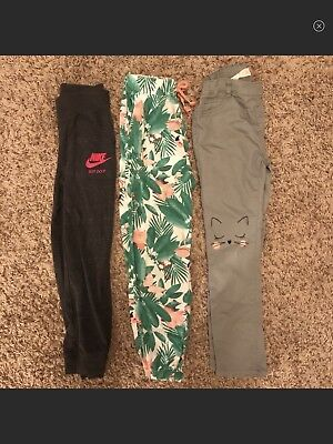 16 Pc Lot-Girls Fall/Winter Clothes, Sizes 6/6X- Nike  Junk Food Jeans Shirts