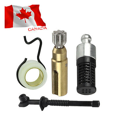 Oil Line Filter Worm Gear Fit STIHL Chainsaws 017 018 MS170 MS180 Quality